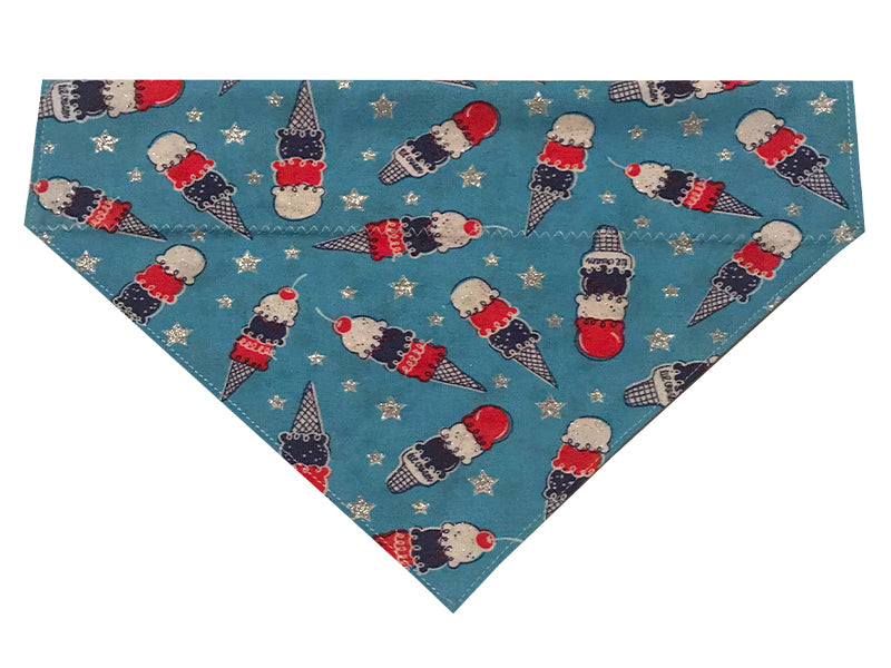 Patriotic Ice Cream - Reversible