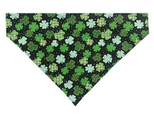 Load image into Gallery viewer, Plaid Shamrocks - Reversible