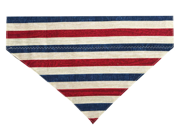 Red, White and Blue Stripes