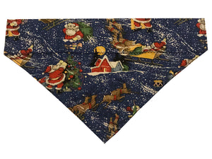 Santa and Reindeer - Reversible