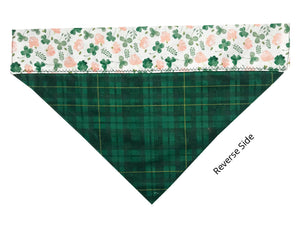 Shamrocks and Clovers - Reversible