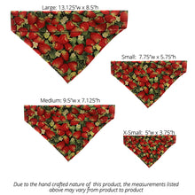 Load image into Gallery viewer, Strawberries - Reversible