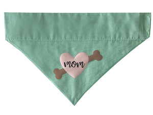 Love Mom - Mint Green