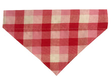 Load image into Gallery viewer, Pink Plaid - Reversible