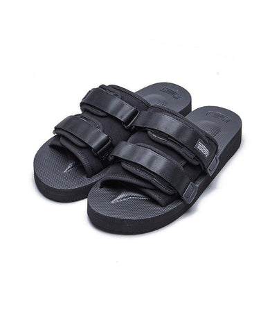 MOTO-VS Sandals Black