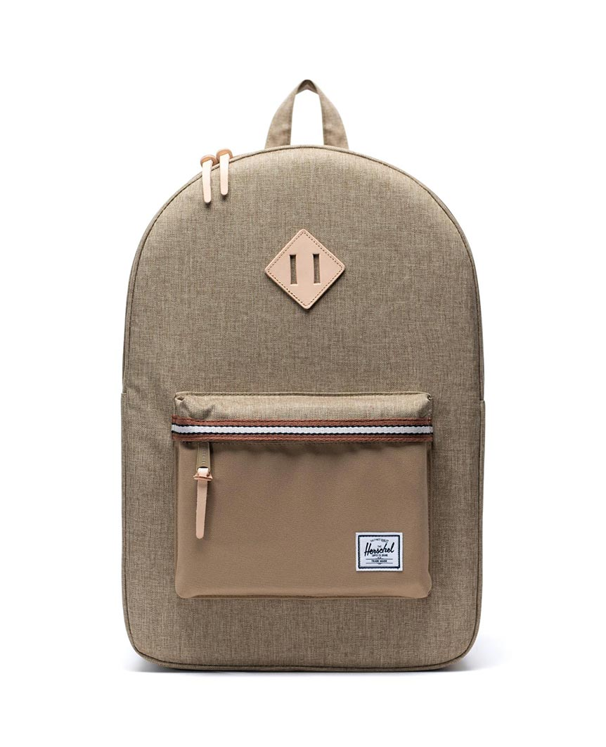Heritage Backpack Kelp Crosshatch/Kelp