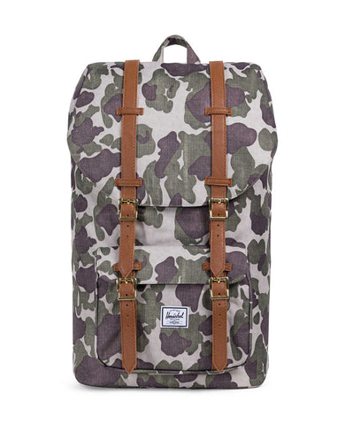 Little America Backpack Frog Camo