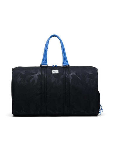 Novel Duffle Black Camo