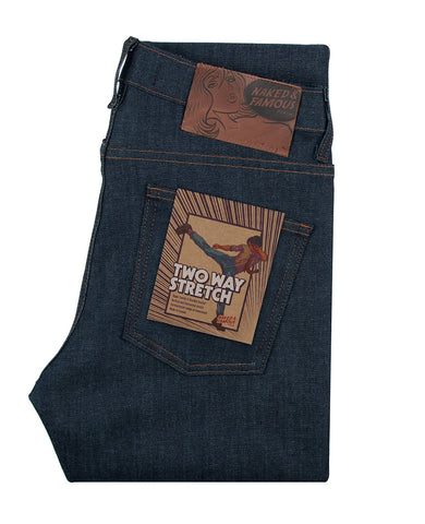 Two Way Stretch Denim  Super Skinny Guy