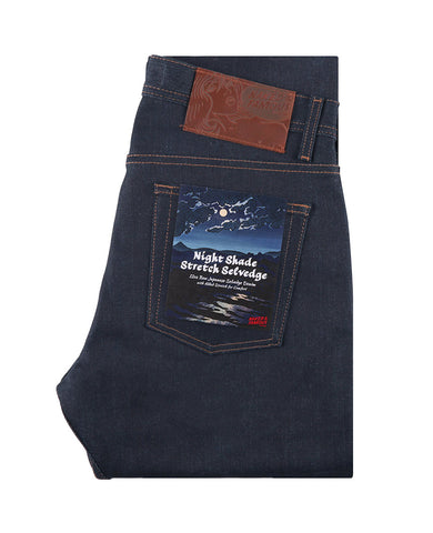Nightshade Stretch Selvedge SuperGuy