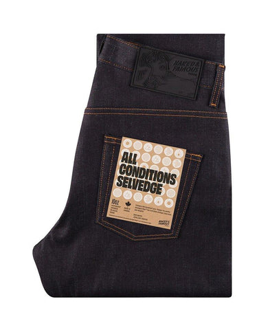 All Conditions Selvedge Indigo Super Guy
