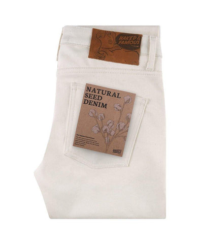 Natural Seed Denim Super Guy