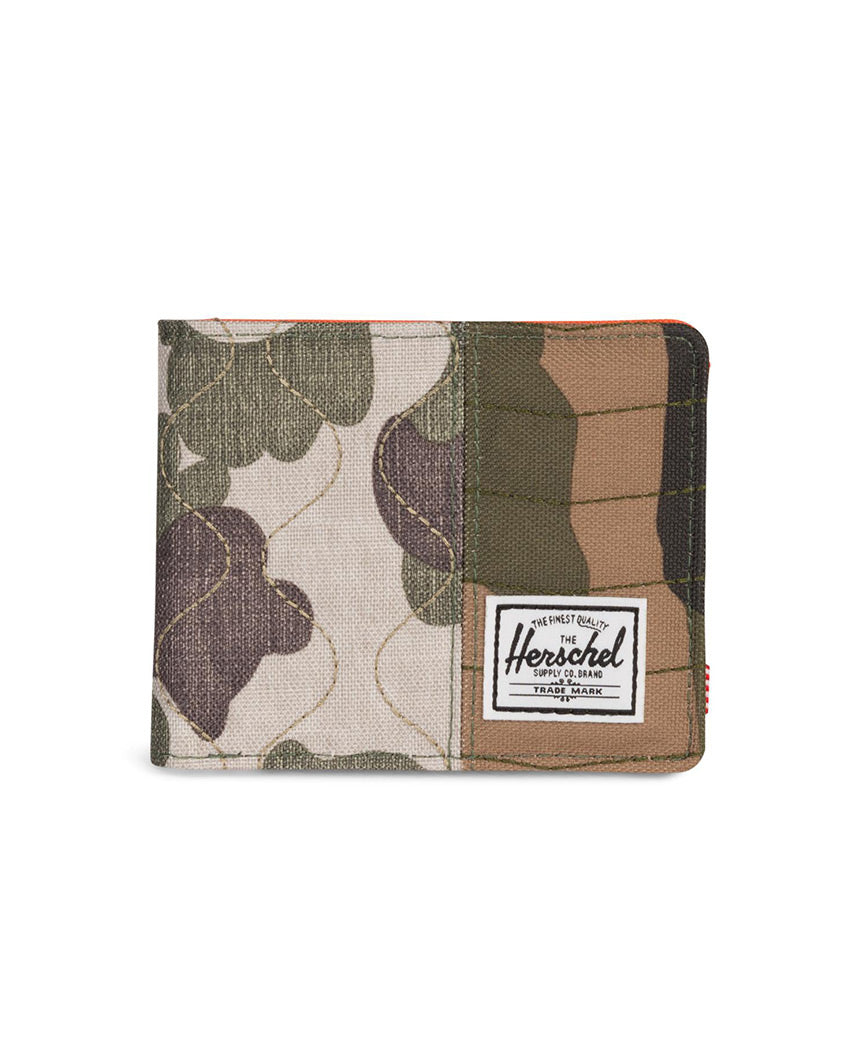 Roy Wallet Woodland Camo