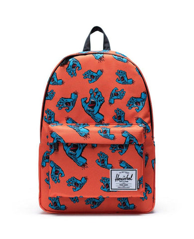 Classic Backpack XL Santa Cruz Firecracker Screaming Hand