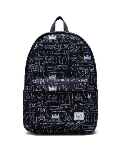 Classic Backpack XL Basquiat Beat Bop