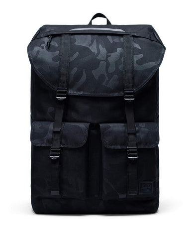 Buckingham Backpack Delta Black/Tonal Camo