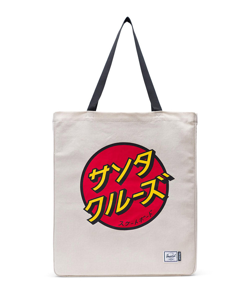 Santa Cruz Tote Japanese Natural