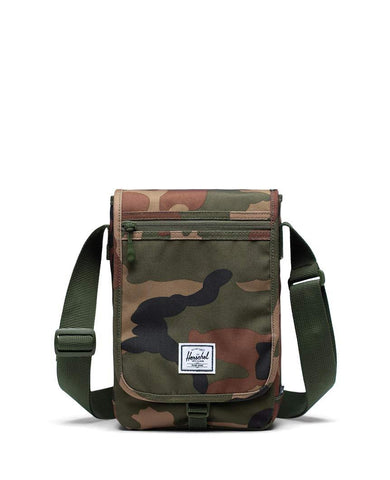 Lane Messenger Small Woodland Camo