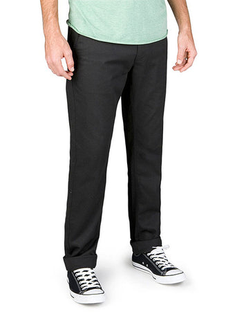 Reserve Standard Fit Chino Pant Black