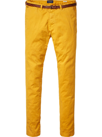 Stuart Classic Chinos Slim Fit Tan