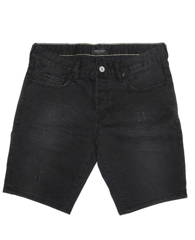 5 Pocket Shorts Black