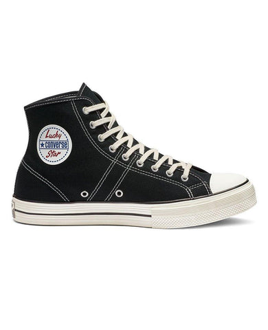 Lucky Star High Top Black