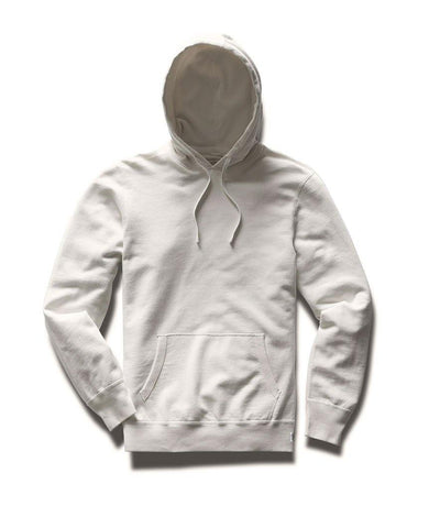 Lightweight Terry Pullover Hoodie Off-White