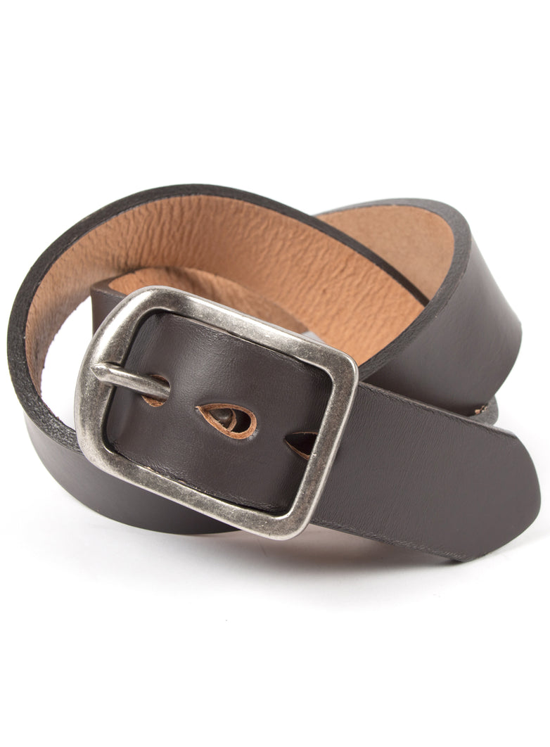 Thick Belt Brown