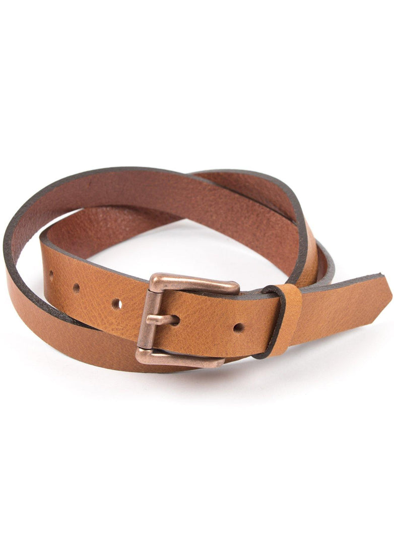 Buffalo Belt Tan