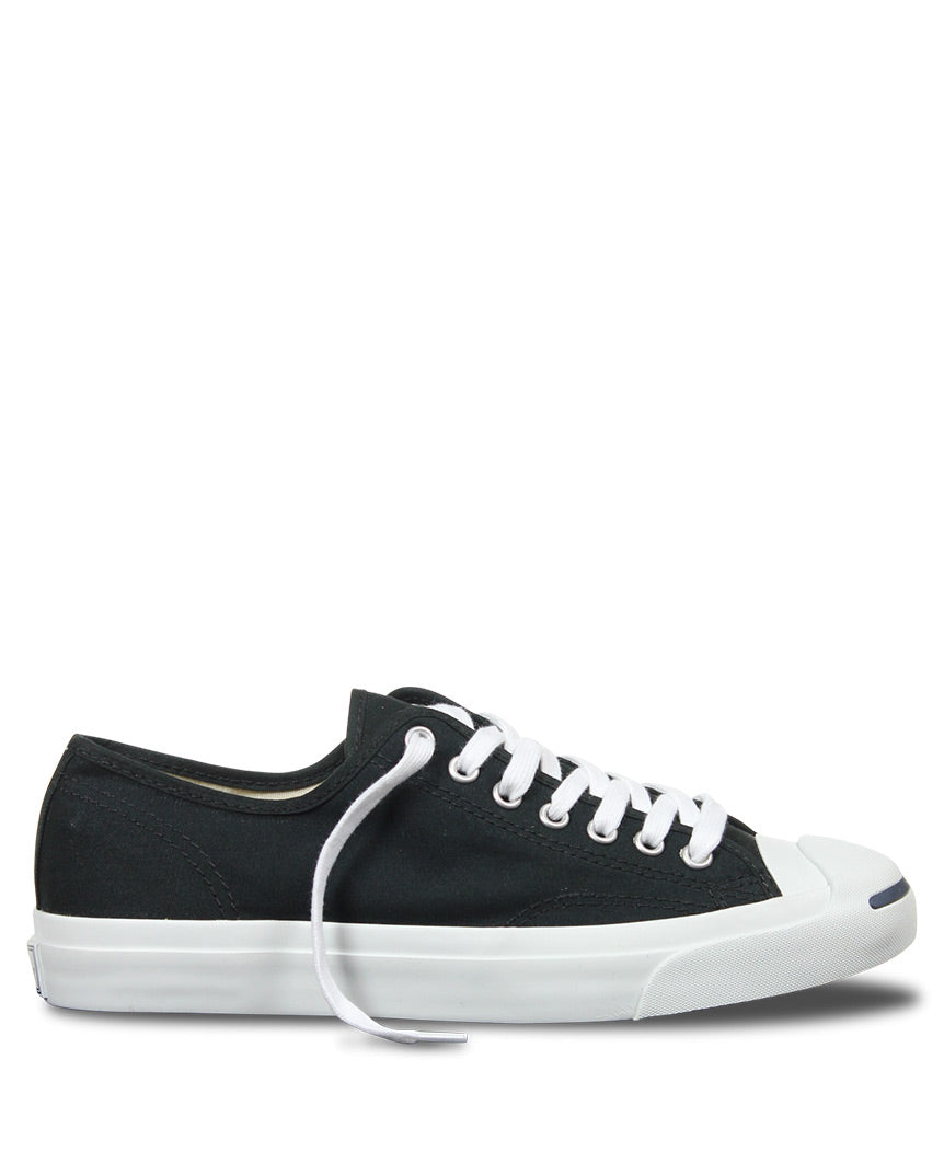 Jack Purcell Core Canvas Low Top Black