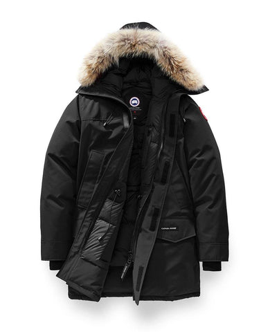 Langford Parka Black Mens