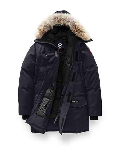Langford Parka Navy Mens
