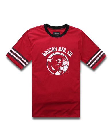 Freemont Tee Red