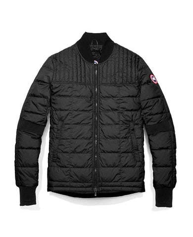 Dunham Jacket Black Mens