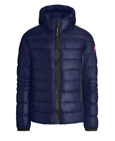 Crofton Hoody Atlantic Navy Mens
