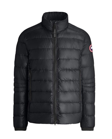 Crofton Down Jacket  Black Mens