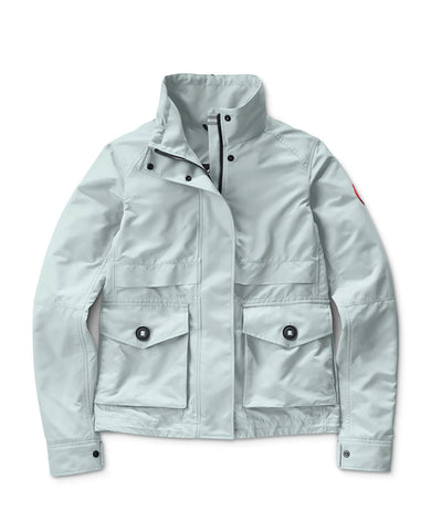 Elmira Jacket Womens Fog