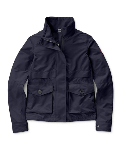 Elmira Jacket Womens Admiral Navy