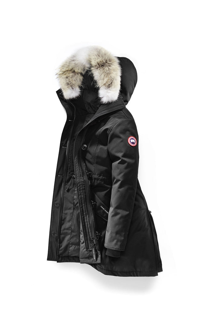Rossclair Parka Black Womens