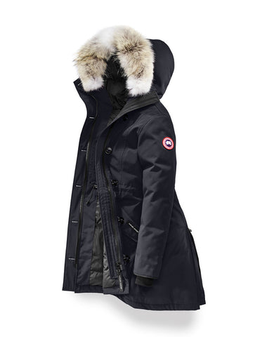 Rossclair Parka Navy Womens