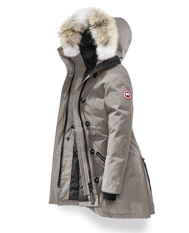Rossclair Parka Womens Limestone