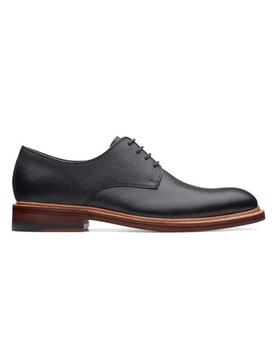 Bostonian Somerville Low Black Tumbled
