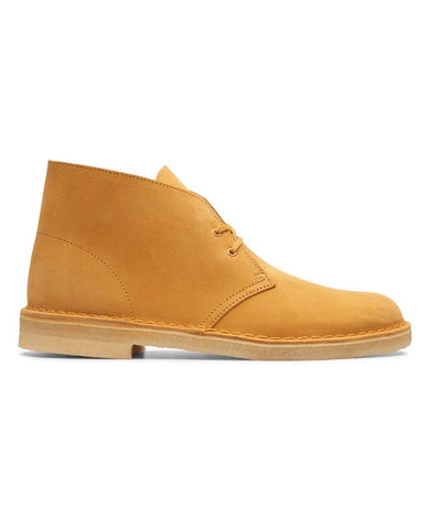 Originals Desert Boot Tumeric Suede