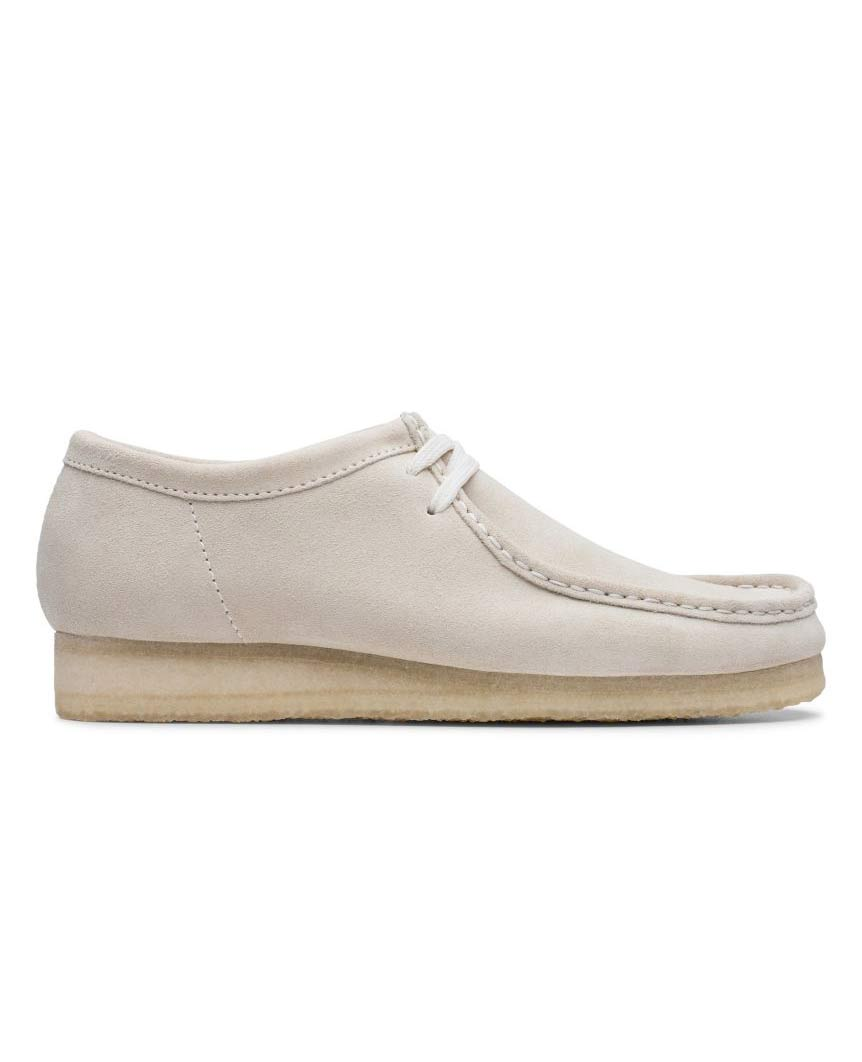 Originals Wallabee Off White Suede