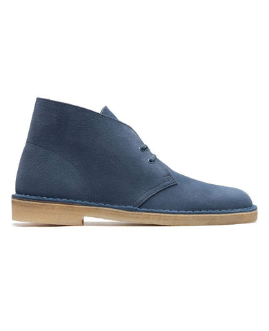Originals Desert Boot Deep Blue Suede