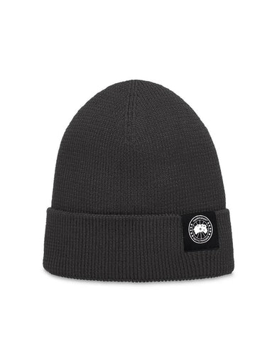 Lightweight Merino Watch Cap Iron Grey