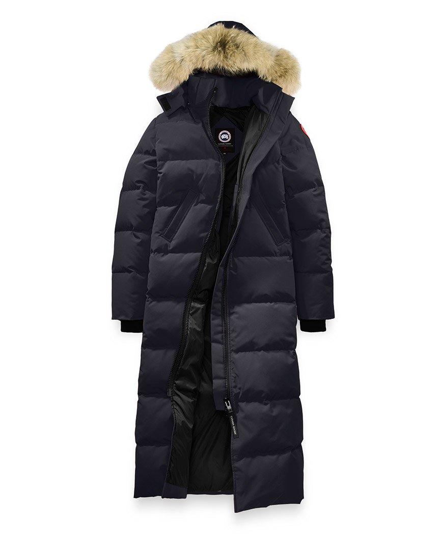 Mystique Parka Navy Womens