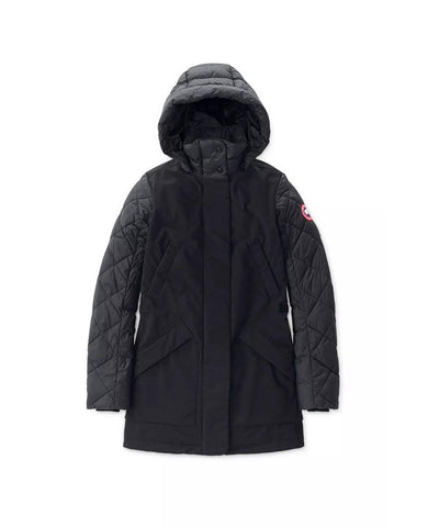 Berkley Coat Black Womens