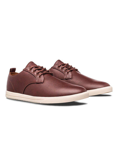 Ellington Vegan Brown Leather