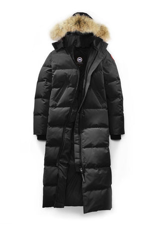 Mystique Parka Black Womens